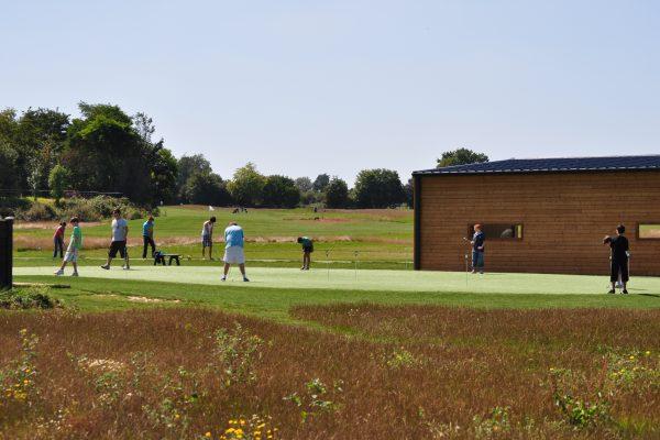 l'école du golf de louvigny