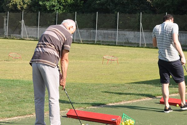 initiation au golf et stages à Louvigny