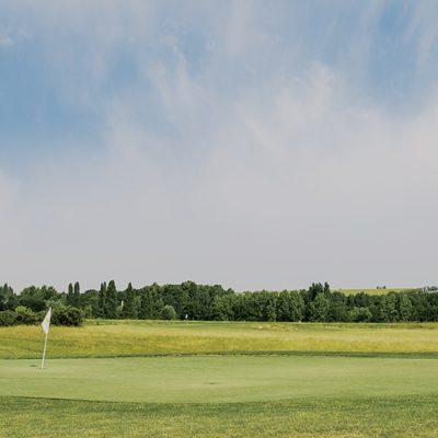 le golf compact de Louvigny