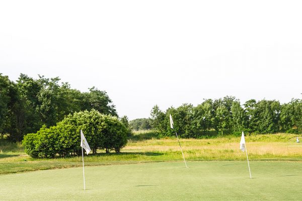 Green du golf de Louvigny