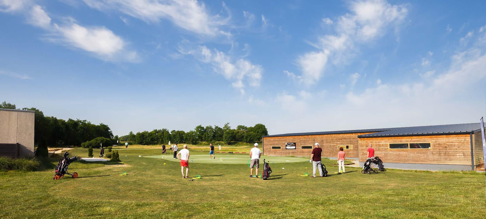 Golf compact de Louvigny