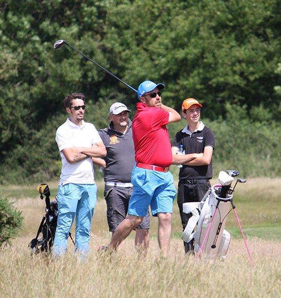 Jouez au golf à Louvigny aux portes de caen